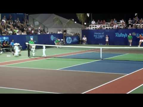 Vania King vs. Lindsay Davenport Video