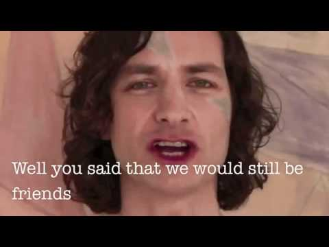 Gotye- Lyrics- Somebody That I Used To Know (feat. Kimbra)