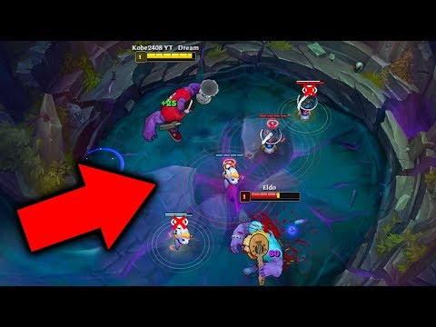 NEW MUNDO GAME MODE Mundo's Revenge Mini Game League of Legends
