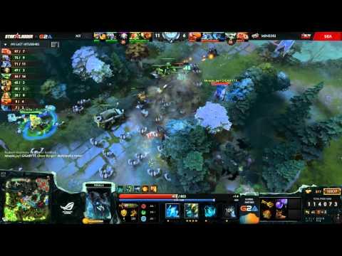Mineski vs Team MY, SLTV 12 SEA Play off, Game 1