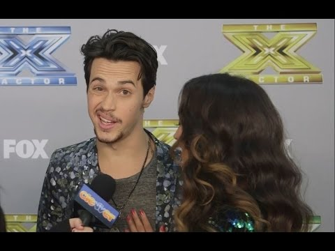Alex and Sierra on WINNING X Factor, Sierra Cries!