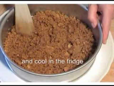 Baking – how to make cheese cake