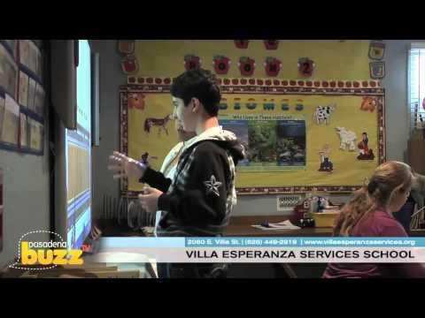MyLocalBuzzTV Villa Esperanza Services School Pasadena