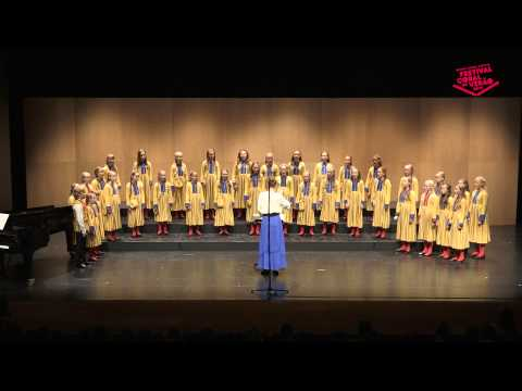 Estonian Tv Children S Choir Fcv2015 Category A1 Equal Voices