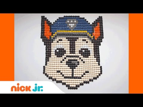 PAW Patrol | 'Chase Comes to Life!' Pixel Pictures | Nick Jr.