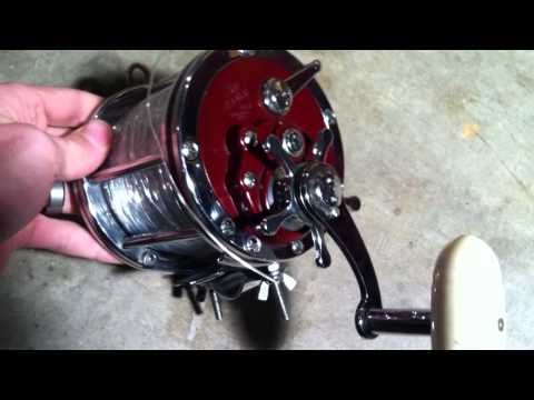 Penn Senator 114H 6/0 Big Game Fishing Reel ... Review