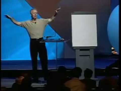 John Ortberg on Stewardship (2007 PGF Conference)