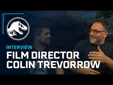 Interview With Jurassic World Director, Colin Trevorrow