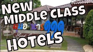 Thailand --New Middle Class Hotels for the Travelers