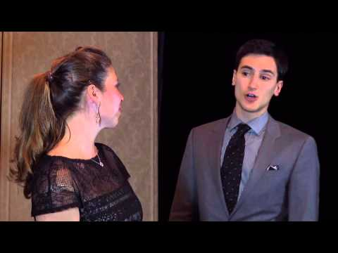 """Brett Kroeger and Gregory Spock """"If I Loved You"""" from Carousel - Rodgers and Hammerstein"""