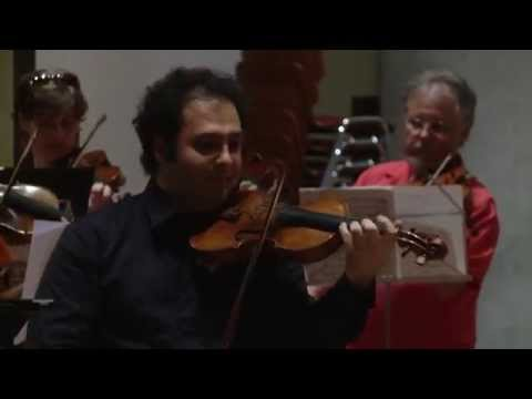 "Antonio Vivaldi "" Printemps "" direction et soliste Gian Paolo Peloso"