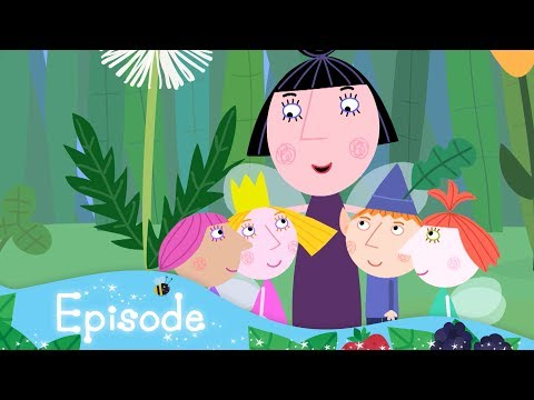 Ben and Holly's Little Kingdom - Nanny Plum's Lesson   Full Episode