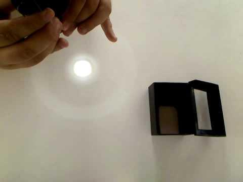 Lanterna Frontala (de cap) cu Lupa si Zoom LED LUXEON