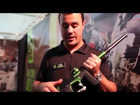 New CS1 Marker overview and features from Planet Eclipse at World Cup 2015