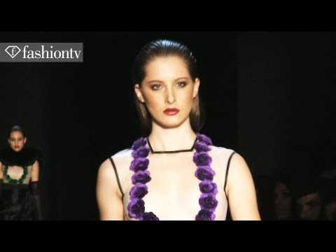 Inspired By Elvis: Fh For Fause Haten Fall 2012 Show At Sao Paulo Fashion Week | Fashiontv - Ftv video