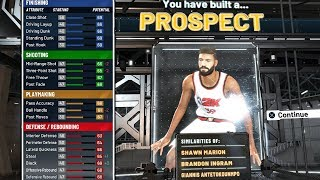 The Worst Build POSSIBLE NBA 2K20