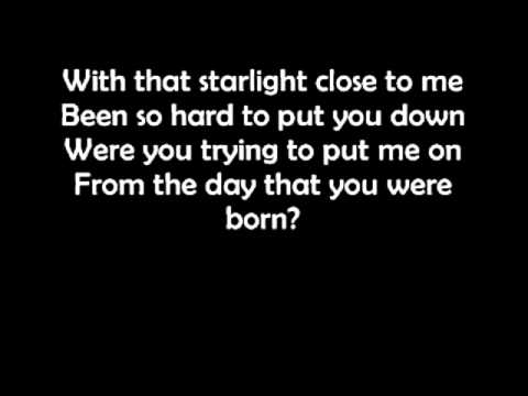 Pop Levi   FROM THE DAY THAT YOU WERE BORN (lyrics).wmv