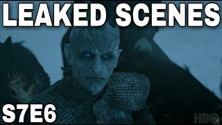 Season 7 Episode 6 Leaked Scenes! - Game of Thrones Season 7 Episode 6