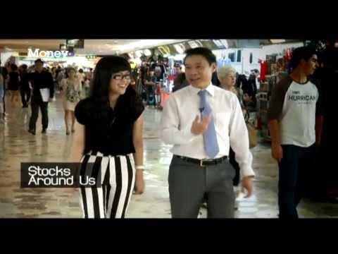 Visit Bangkok's Busiest Shopping Mall… MBK Shopping Center! on Stocks Around Us