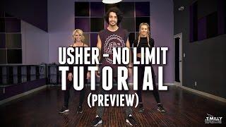 download lagu Dance Tutorial Preview - Usher - No Limit - gratis