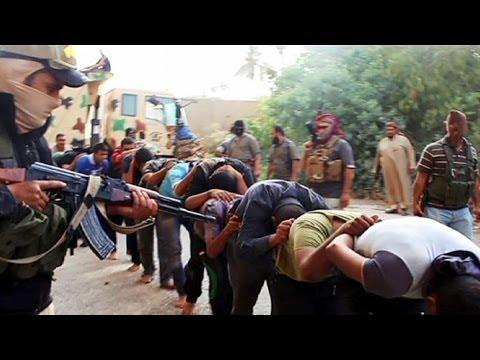 Irak : EIIL revendique le massacre de 1700 chiites