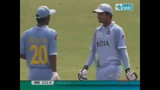 Young Virat Kohli Century Under 19