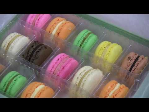 How To Make ★★★★★ French Macarons by Sucre