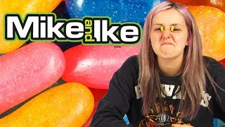 Irish People Taste Test Mike & Ike Candies