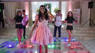 Dança 15 anos M.Eduarda / DIANA SILVA - cover Aldair Playboy