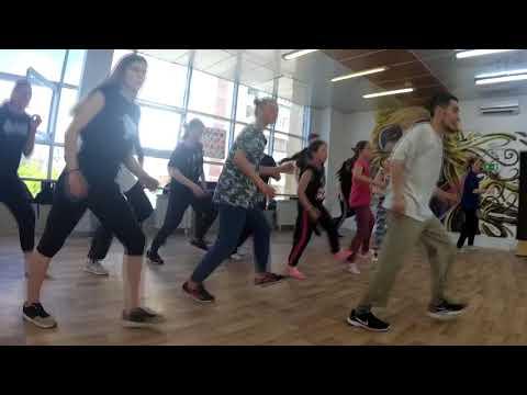 Интенсив LVL UP I ПОВЫШАЙ УРОВЕНЬ. Школа танцев E-Study-On 2018