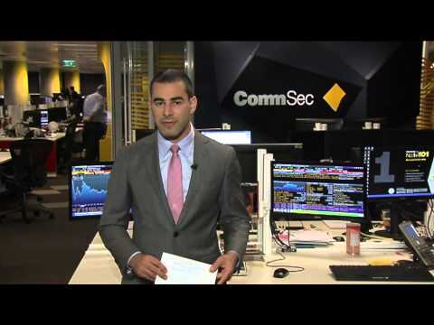 11th June 2014, CommSec End of Day Report: Tuesday's gains wiped out