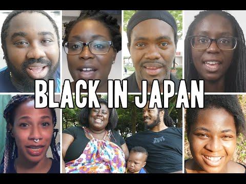 Black in Japan (full documentary)