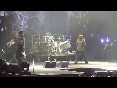 Mötley Crüe / Dr. FeelGood / Chile 2011