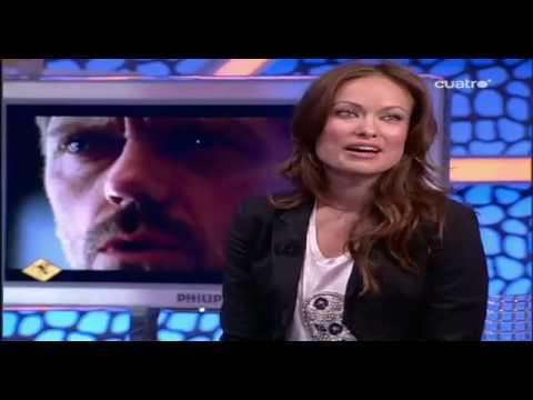 Olivia Wilde ( interview ) entrevista en el Hormiguero ( 1/3)  con Pablo Motos