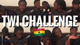 TWI CHALLENGE Ft. Isaac & Godrek