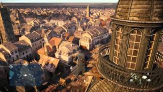 Assassin's Creed Unity: Scale of Paris