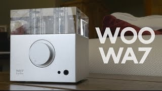 Drool-Inducing Woo Audio WA7 Fireflies Headphone Amp Review