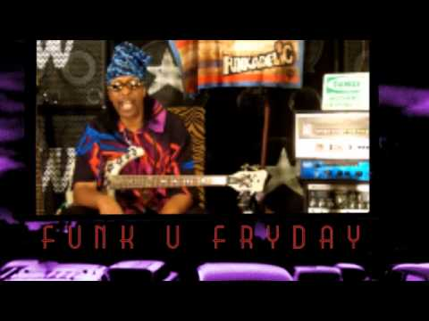 BOOTSY COLLIN'S FUNK U FRY DAY: SIR NOSE PT1