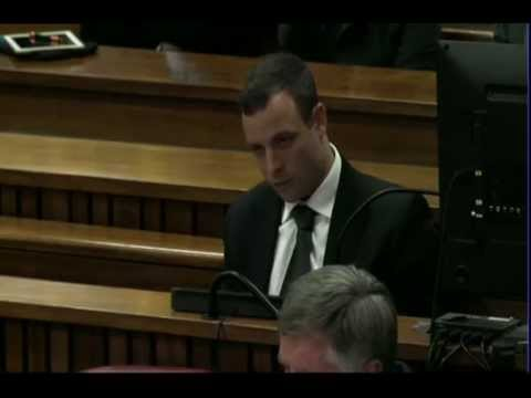 Oscar Pistorius Trial: Tuesday 1 July 2014, Session 3