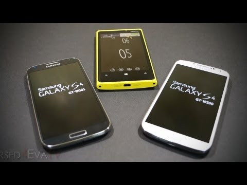 Galaxy S4 Quad Vs Octa (i9505 Vs I9500) Comparison - Battery, Boot Times, Benchmarks, Storage & More video