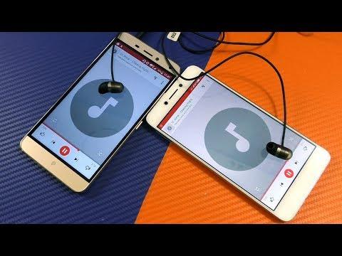 Сравнение PPTV M1 и Leeco Cool 1C