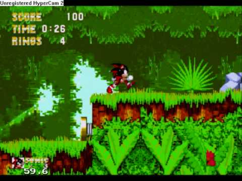 sonic 3 and knuckles colour codes