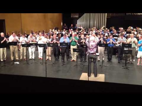 (HQ) 'Bugler's Holiday'- Conducted by Doc Severinsen- 2012 GABBF