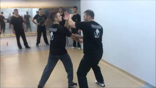 Wing Chun - End a fight in 3 seconds!