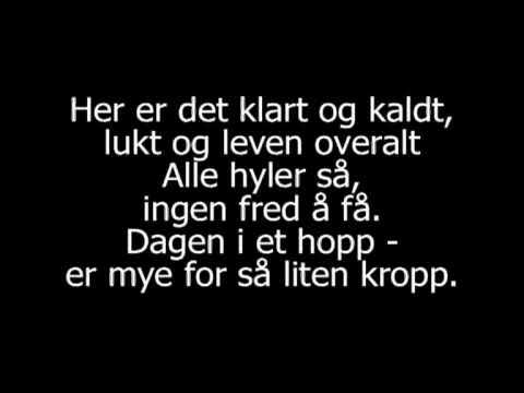 Jan Eggum - Mor Jeg Vil Tilbake