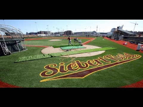 Gopher Baseball Introduces New Siebert Field