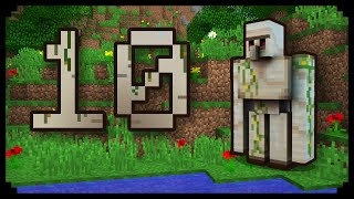 ✔ Minecraft: 10 Things You Didn't Know About the Iron Golem