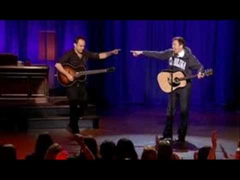 Mercy- Dave Matthews Live on Fallon (4/24/12)