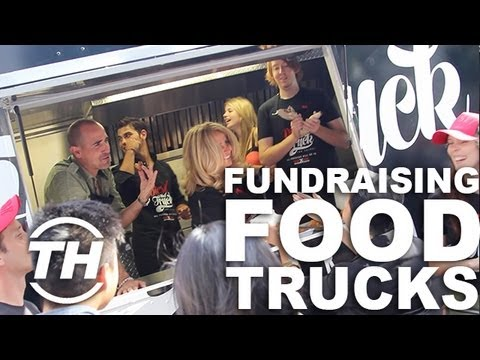 Fundraising Food Trucks - Joey Adler Discusses How To Change The World