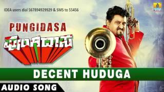 Pungidasa - Decent Huduga | Audio Song | Komal Kumar, Aasma Badar | Emil